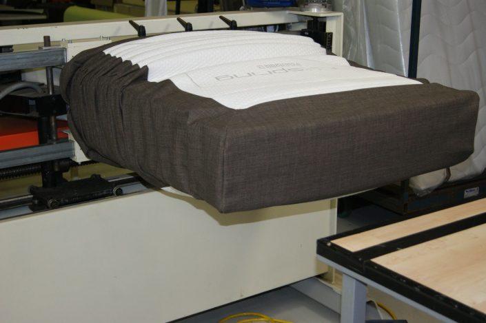 Boxspringfabriek productieproces boxspring 5