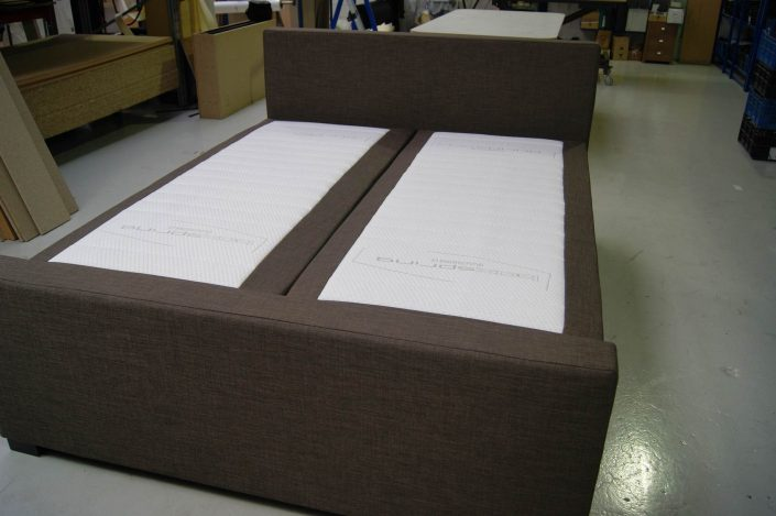 Boxspringfabriek productieproces boxspring 7