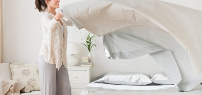 hoe vaak bed schoonmaken