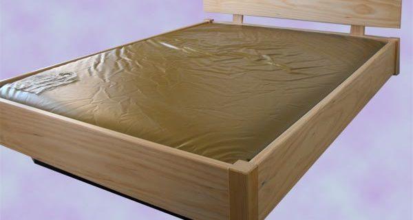 waterbed instellen tijdens zomer
